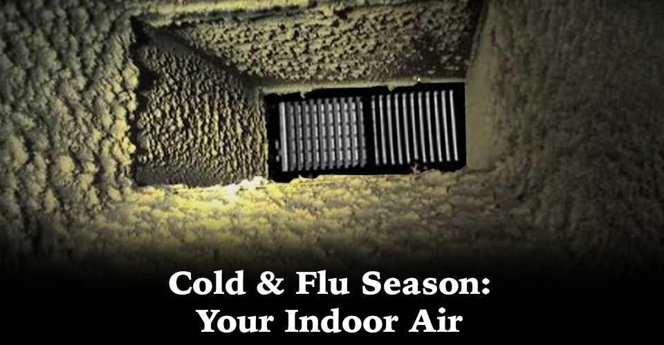 Cold and Flu Season: Indoor Air