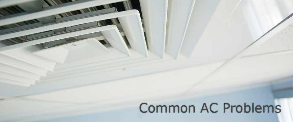Common AC Problems