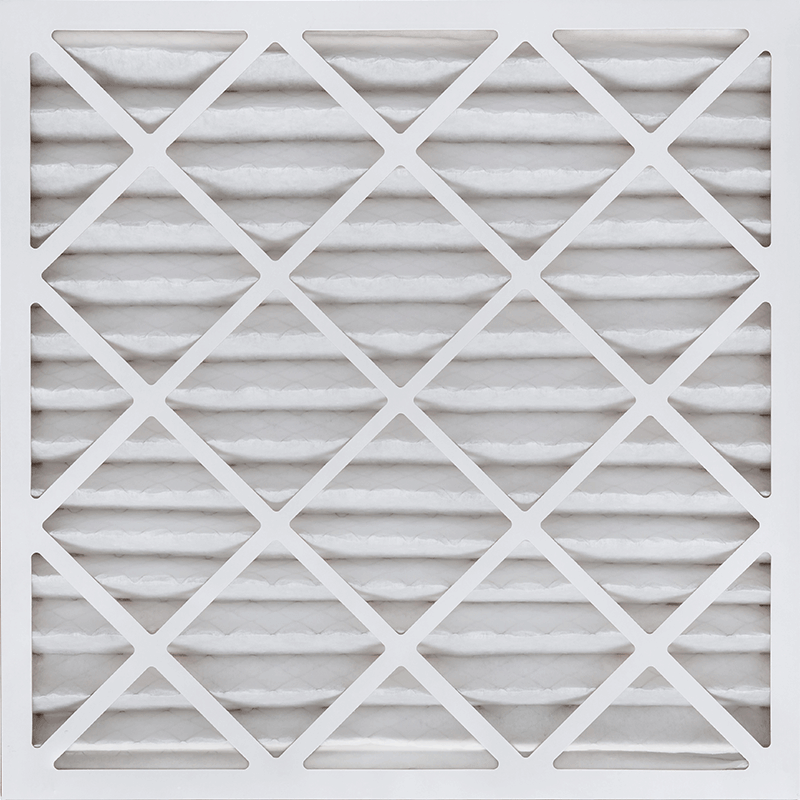16 x 16 x 2 MERV 11 Pleated Air Filter product photo Front View thumbnail