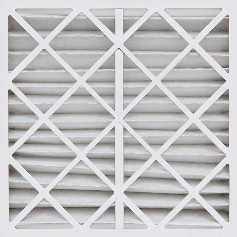 20 x 22 1/4 x 4 MERV 11 Pleated Air Filter product photo Front View thumbnail